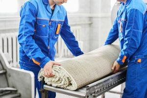 Teppichreinigung - Teppich selber waschen?