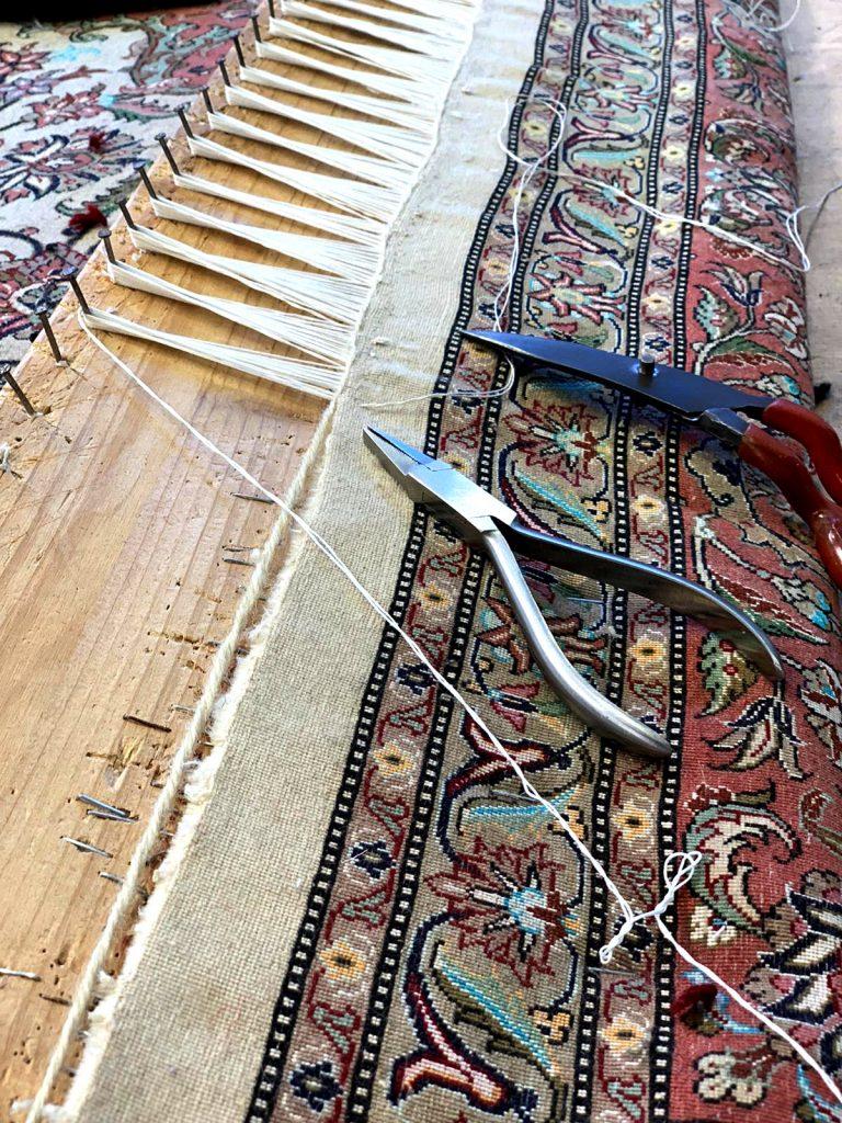 Teppichreparatur Kosten
