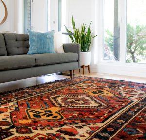 Teppichankauf und Teppichverkauf