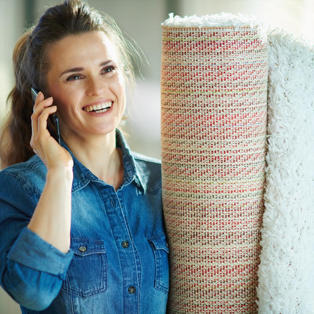Teppich verkaufen in München